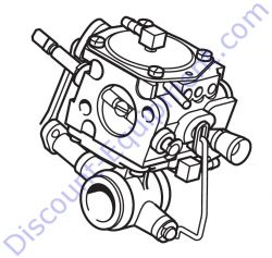 4224 120 0601 Carburetor WJ-114B for Stihl TS700