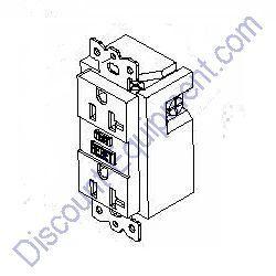 14249 Breaker, 15A 250V 1 pole for Magnum Light Tower