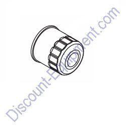 16691 Filter, Oil Mitsubishi for Magnum Light Tower