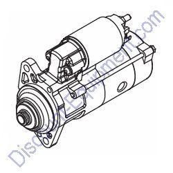 16692 V-belt, Alternator Mitsubishi L3E for Magnum Light