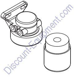 SK221 (16685) Fuel filter head & element for Magnum Light
