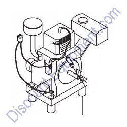 EM937029 9.2HP WISCONSIN ENGINE for Multiquip Mortar
