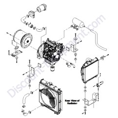 Kubota D1105 Alternator Wiring Diagram Photocell Lighting E3bg Engine Discount Equipment Com