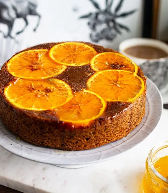 Moist orange cake – K33 Kitchen