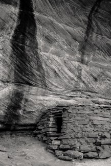 Granary in Sheiks Canyon