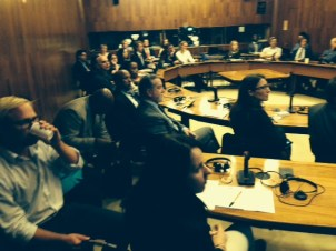 UNESCO Chair Workshop on Open Technologies for Open Educational Resources and Open Learning at UNESCO HQ In Paris.