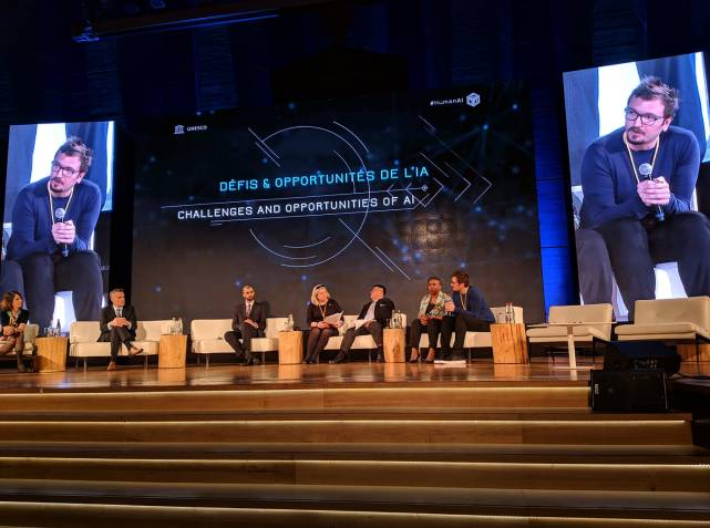 """UNESCO Conference """"Principles for AI: Towards a Humanistic Approach?"""""""