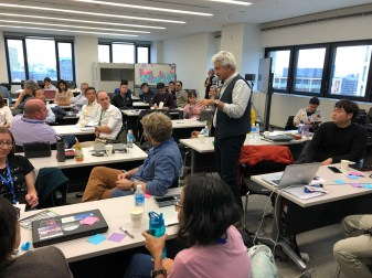 15th ASEF Classroom Network Conference, Workshop on Teaching in a world where Artificial Intelligence will have made an impact, 28 November 2019, Tokyo, Japan