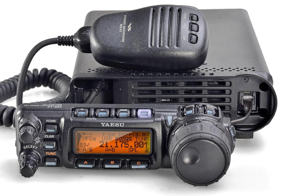 New HF Radio Ordered | K4KYD