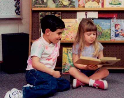 What Kids Learn in Kindergarten
