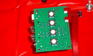 WinKeyer Push Buttons