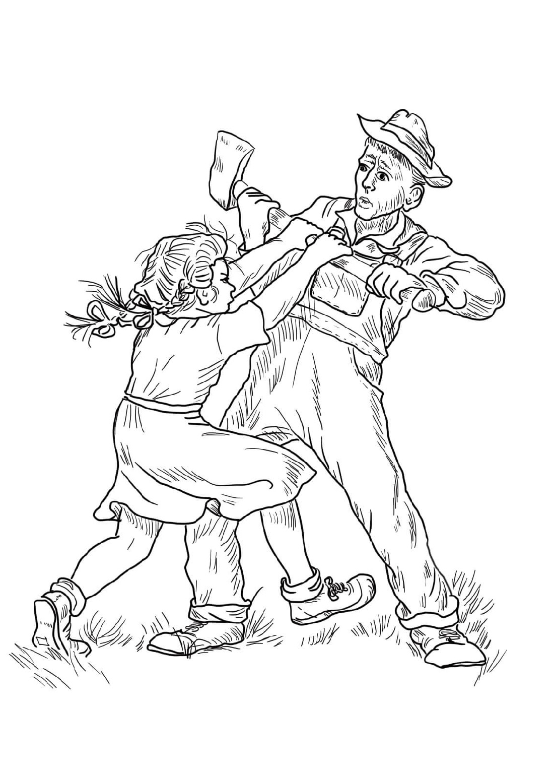 Charlotte S Web Coloring Pages