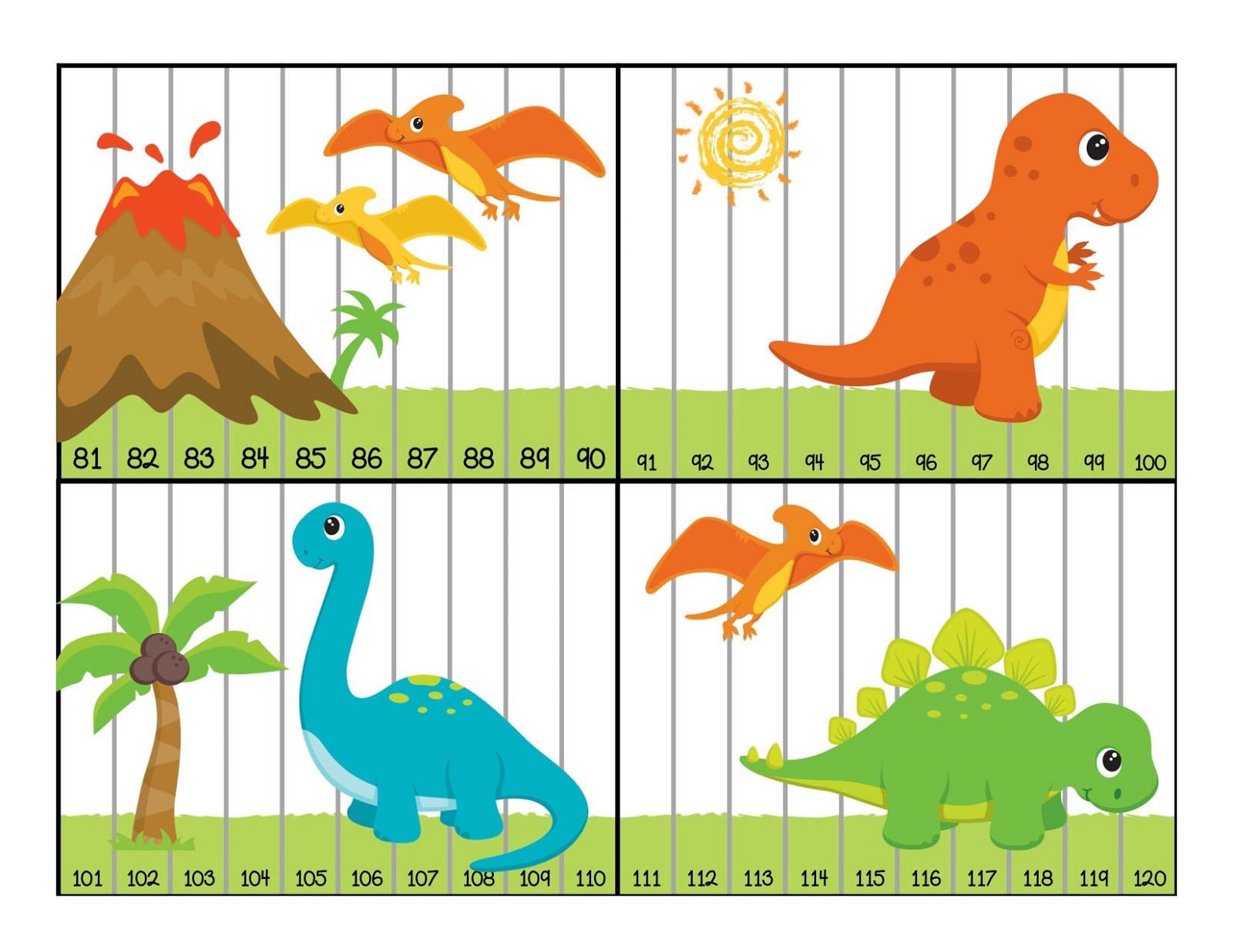 Printable Games For Kindergarten