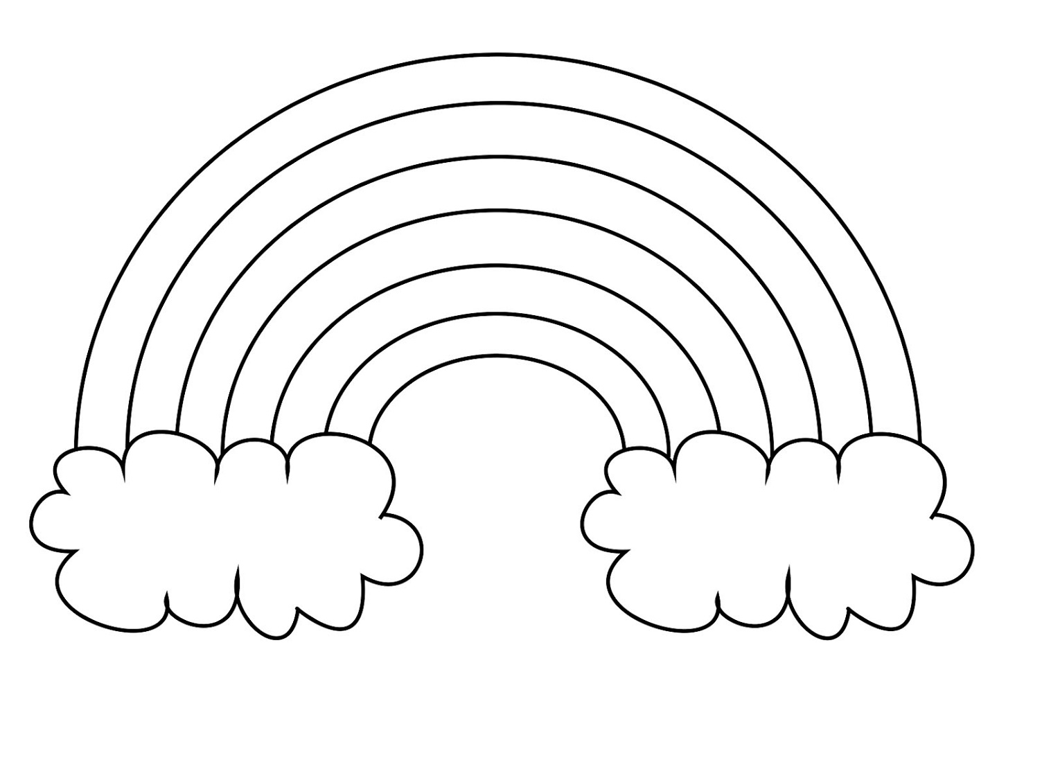 Coloring Pages For Kids To Print Simple Things