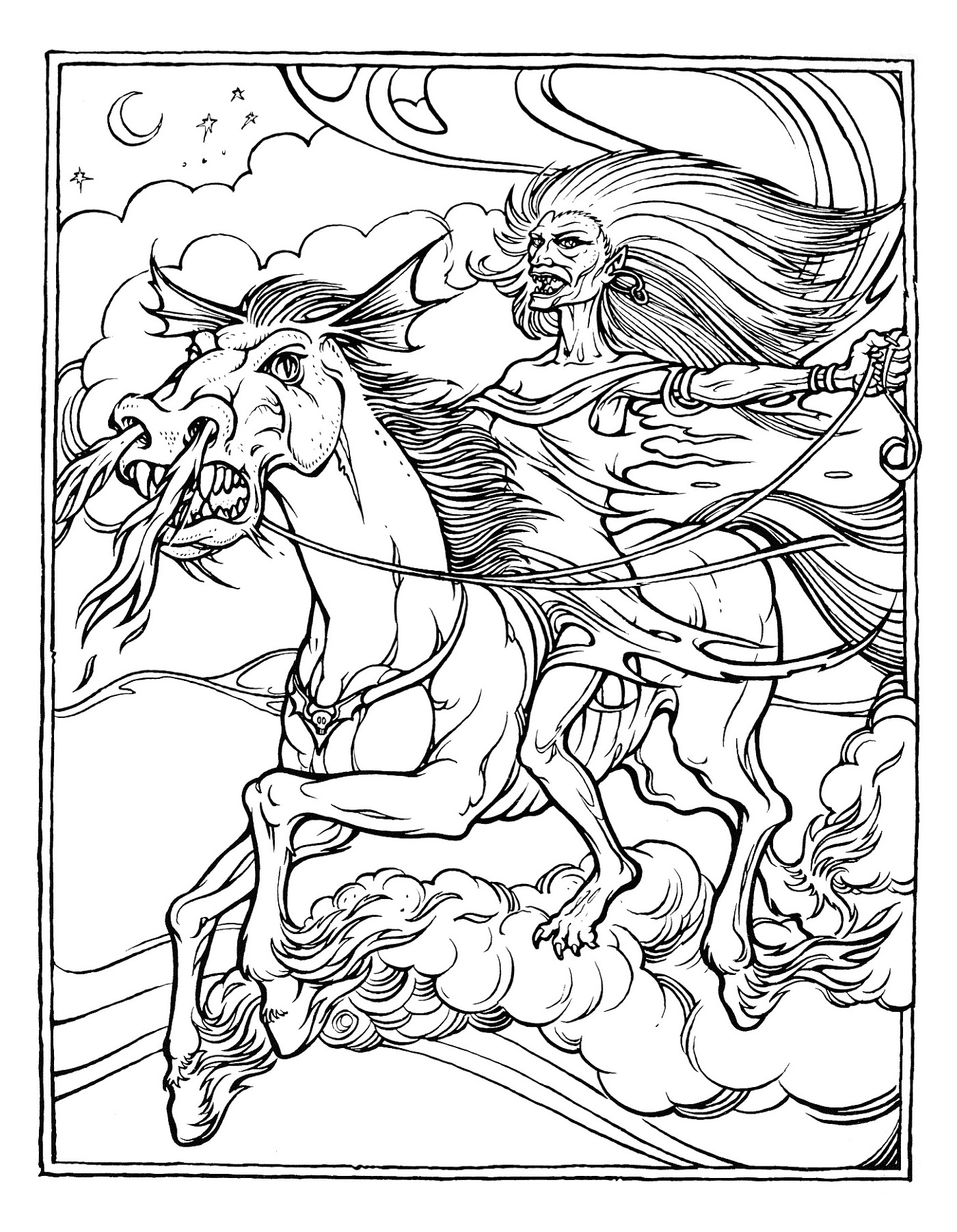 Coloring Pages For Seniors Free K5 Worksheets