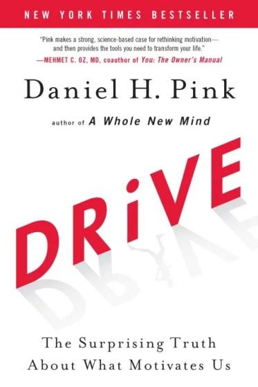 Daniel H Pink Drive motywacja autonomia cel mistrzostwo
