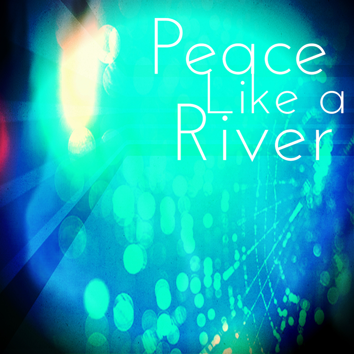 peace like a river annotation m Allotted a 100,000-copy first printing, peace like a river is a book of the month club main selection and foreign rights have sold in seven countries blurbs from jim harrison, rick bass and frank.