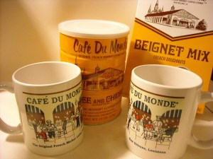 Gifts from Cafe Du Monde
