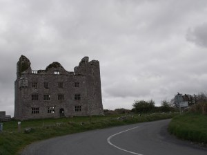 Ruined castle