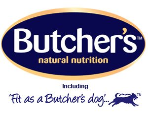 Butcher's Pet Care Sponsors Dog Adoption Website