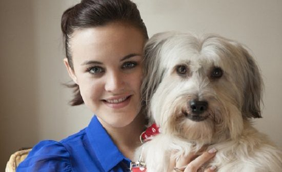 Interview With BGT's Ashleigh & Pudsey