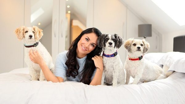 Cally Jane Beech Talks Dogs to K9 Magazine & Why She's Using Her Voice for Animals in Need