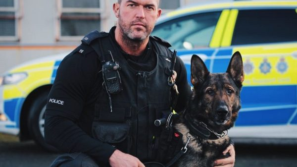 What Is It Really Like to Be a Police Dog Handler?