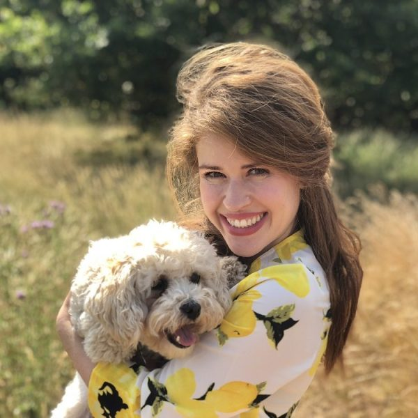 Soprano Joanna Forest: 'My Dog Deserves Her Own Video Game'