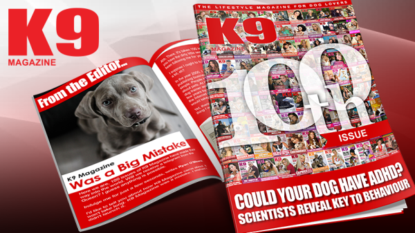 K9 Magazine Issue 100