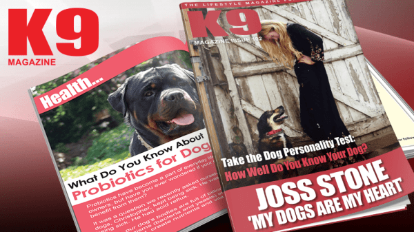 K9 Magazine Issue 102