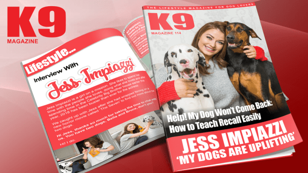 K9 Magazine Issue 114