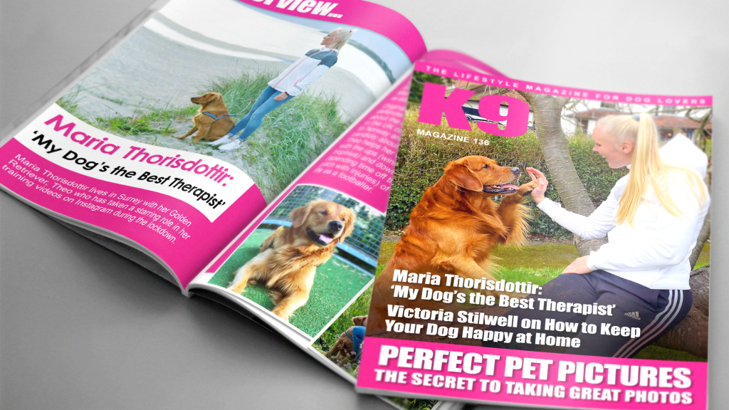K9 Magazine Issue 136