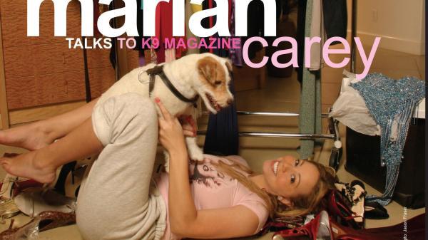 Rewind: Interview with Mariah Carey