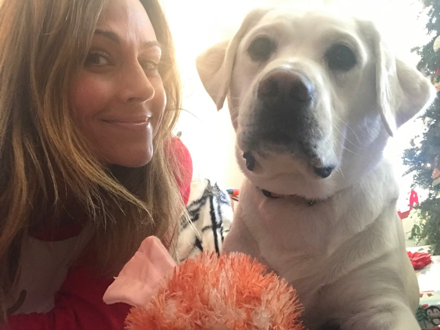 "Nikki DeLoach: ""Dogs Make You A More Healthy Human Being"""