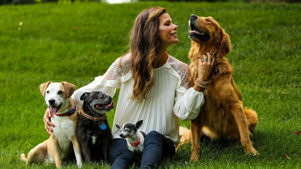 "Jamie Little ""My Dogs Are My Happy Place"""