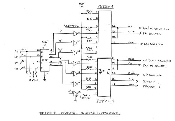 telephone hybrid schematic