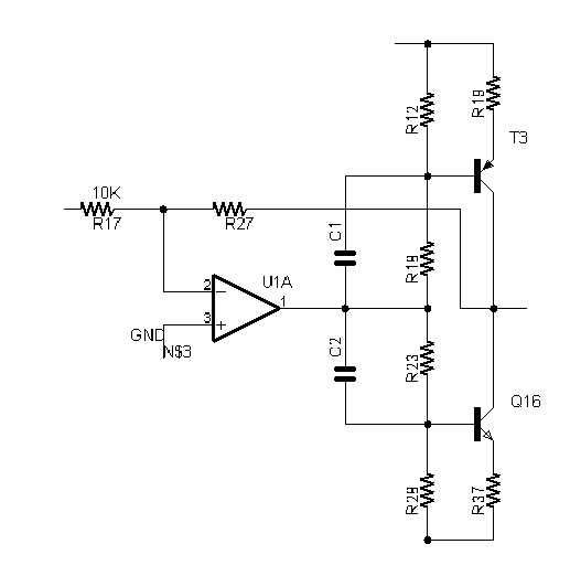 Boosting signal generator or op amp outputs to >+30 dBu