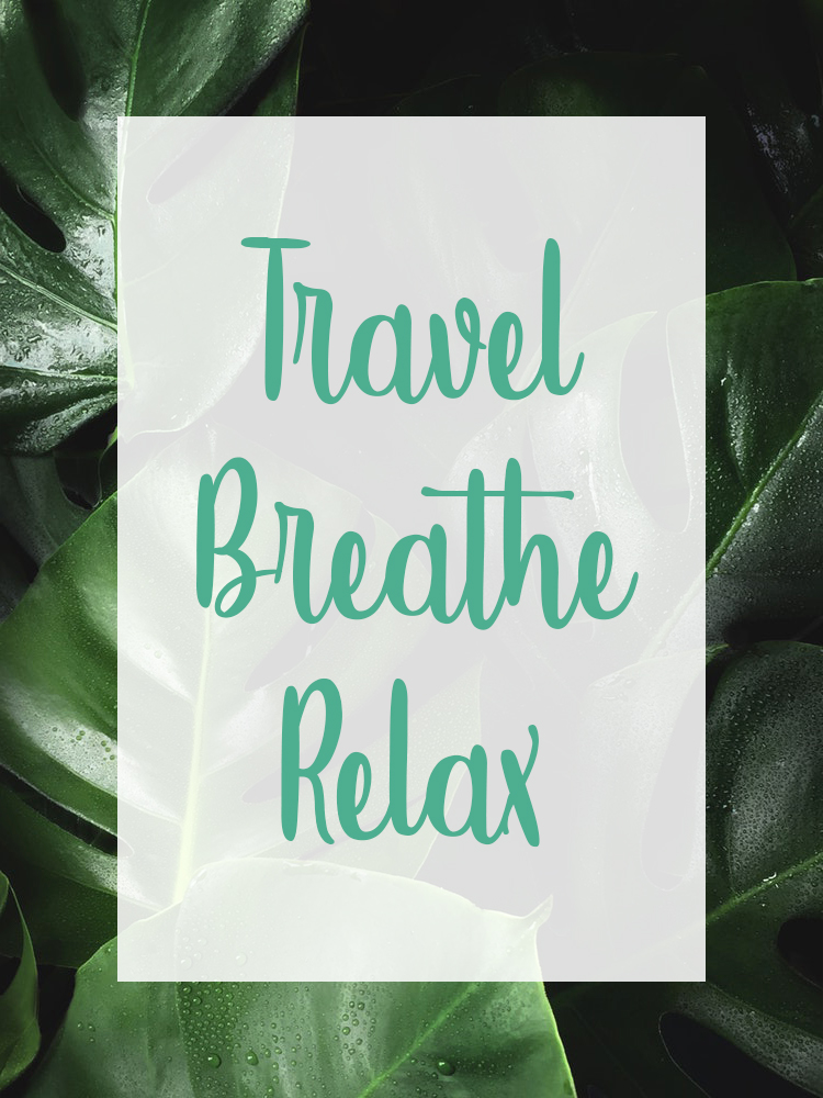 partir en australie - mantra travel, breathe, relax