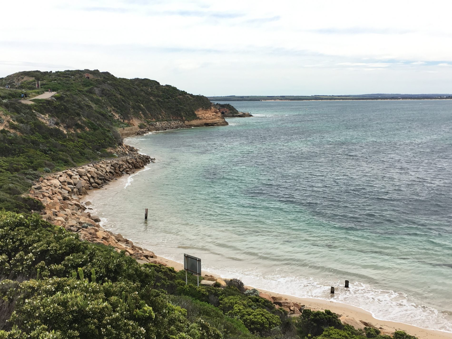 quoi faire autour de Melbourne - mornington peninsula - point nepean