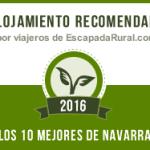Escapada rural entre los 10 mejores de Navarra
