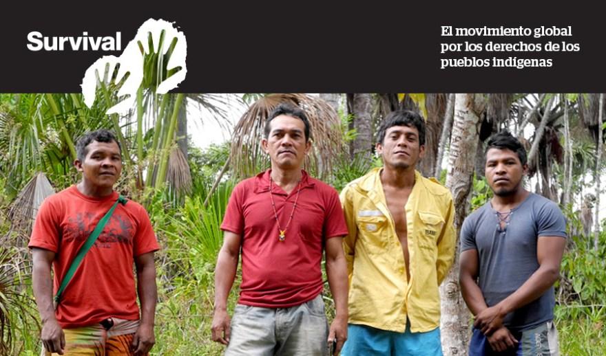 Guajajaras - guardianes de la Amazonia.