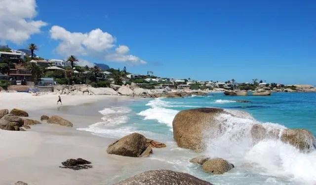 Afbeeldingsresultaat voor kaapstad strand