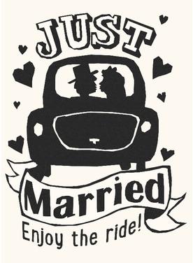 Tekst kaartje huwelijk