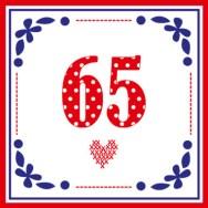 Tekst Kaartje 65 Jaar Pensioen En Verjaardagsteksten