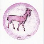 Tarot-Totemdierenorakel, Geit
