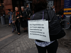 Against IR Election 2017-Bremen Germany