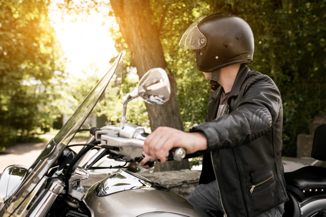 Riding a Motorcycle Without California License VC 12500