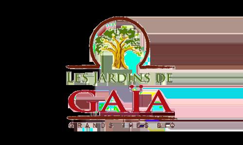 Les Jardins de Gaïa logo