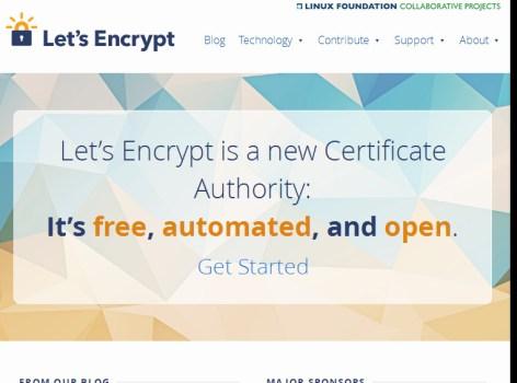 Let's Encryptで証明書を発行しようとした時にエラーがでた