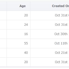 Vue.jsのtableライブラリ「Vue-good-table」を使ってみた